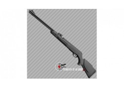 Carabine à plombs Gamo CFX à canon fixe Big cat 20 joules - cal 5.5mm