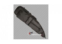 Housse pour carabine SEK noire - 120cm