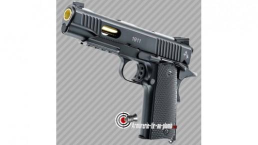 Colt 1911 custom gold edition bbs CO2