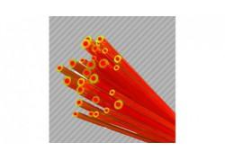 Remplacement fibre optique pour organe de visée à couper .078X5.5 Diamètre 2mm