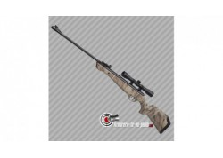 Carabine à plombs Crosman Stealthshot camo  cal. 4.5mm - 20 joules