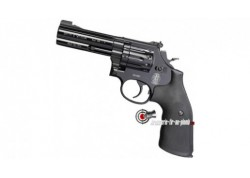 Smith & Wesson 586 noir 4""