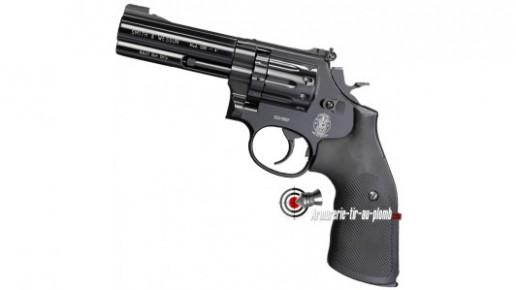 "Smith & Wesson 586 noir 4"""