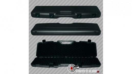 Mallette de 110cm pour carabine fusil en polypropylène