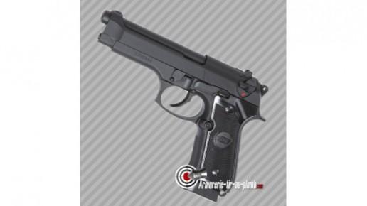 Réplique airgun à billes d'acier pistolet X9 Classic Blowback - CO2 - calibre 4.5mm