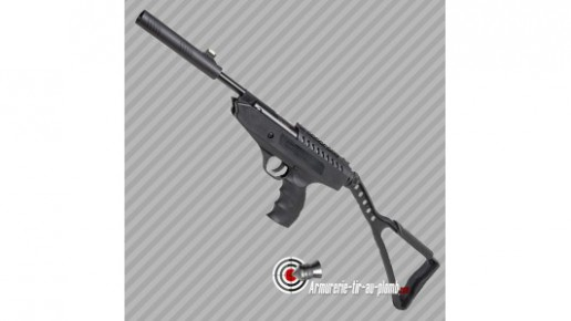 Pistolet à air canon basculant Swiss arms Mod Fire calibre 4.5mm