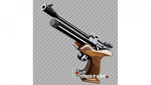 Pistolet à plombs SMK CP1-M multicoups CO2 - 6 joules - cal 4.5mm
