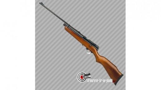 Fusil à plomb CO2 SMK XS78 crosse bois et canon fixe - cal 4.5mm