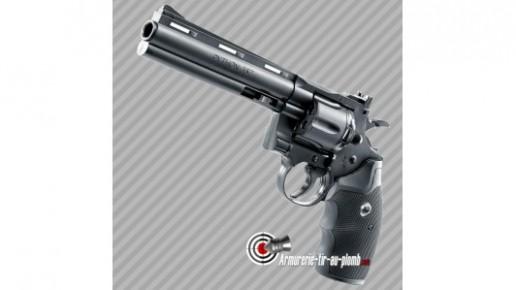 Revolver plombs et billes acier Colt Python .357 Mag cal 4.5mm