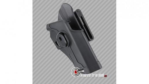 Holster ceinture rigide polymère pistolet Sig sauer P220, P225, P226, P228, P229