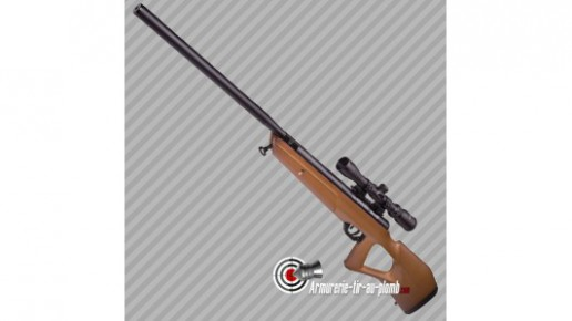 Carabine à plombs Benjamin trail Nitro Piston 2 cal 5 5mm - 28 joules