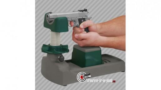 Chevalet de tir Caldwell pistolet ou revolver