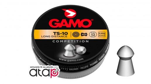 Boîte de plomb 4,5 mm pointu Gamo TS-10