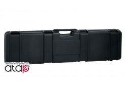 Mallette noire Negrini 120.8x12.5x32.5 avec 4 fermetures à code