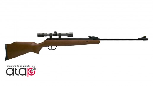 Remington Express Carabine À Plomb 20 Joules Combo Avec lunette 4x32