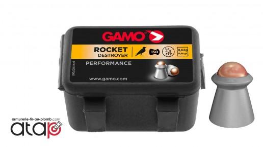Plomb 4,5 mm Gamo Rocket