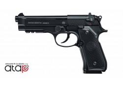 Beretta Mod 92 A1 Full Auto Pistolet Co2 À Bille Acier
