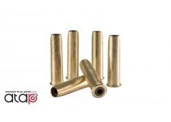 6 Douilles Bille D'acier Pour Revolver Colt SAA 45