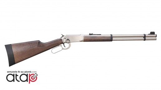 Walther Lever Action Couleur Steel Finish Carabine a Plomb