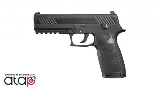 Sig Sauer P320 à plombs et BB 4.5 mm 30 coups