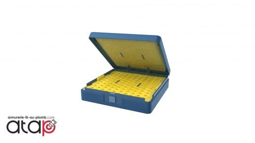 Boîte de rangement pour 100 plombs 4.5 mm