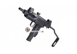 Swiss Arms Protector - Mini Uzi blow back à crosse pliante