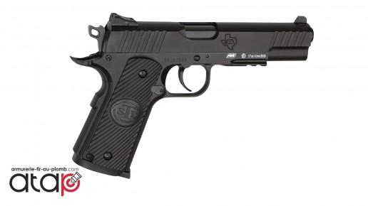 Pistolet STI Duty One CO2 à bilels acier 4.5 mm