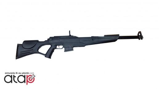 Carabine Beeman Dual Mod 2015S à 2 canons cal. 4.5 mm