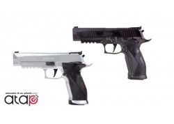 Sig Sauer ASP X-Five à plombs CO2 noir ou chromé