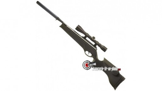 BSA XL Tactical avec lunette 3-9x40 - 20 joules