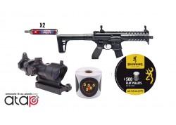 Sig Sauer MPX ASP Carabine À Plomb 5 Joules