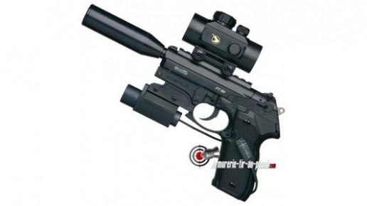Gamo PT 80 Tactical