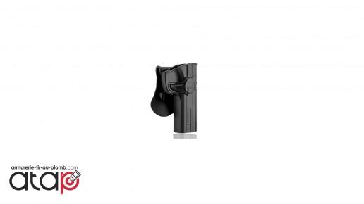 Holster de ceinture M9 polymère droitier Amomax