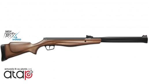Carabine à plombs 4.5 mm Stoeger RX20 S3 suppressor crosse bois
