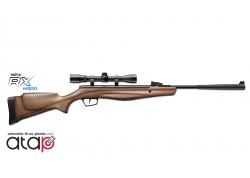 Carabine à plombs 4.5 mm Stoeger RX20 dynamic crosse bois