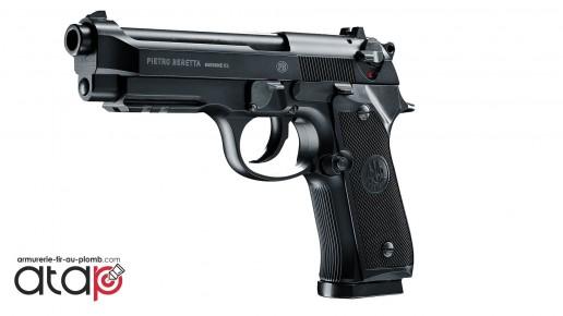 Beretta M92 A1 billes acier 4.5 mm full auto