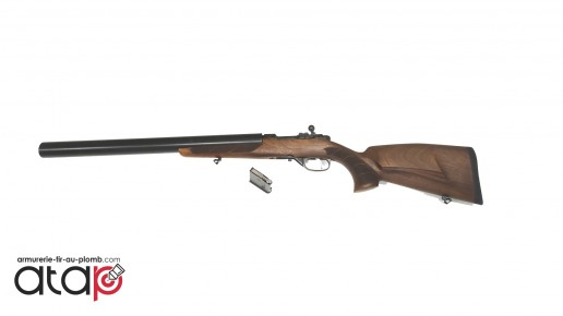Carabine CZ527 luxe crosse bois cal.222 Silence