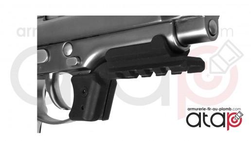 Fixation de rail pour Beretta 92