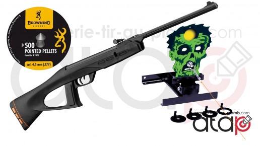 Gamo Delta Fox GT Green Carabine à plomb 7,5 joules