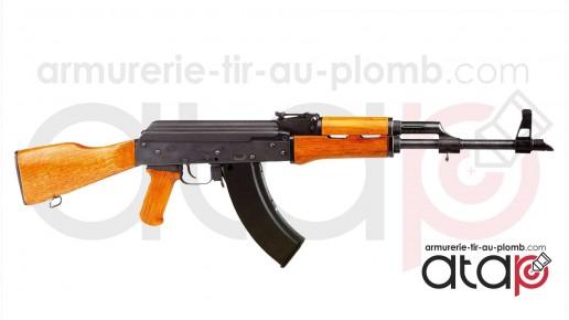 Kalashnikov AK47 carabine a bille d'acier calibre 4,5 mm