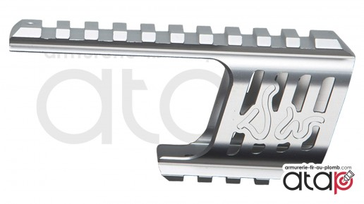 Rail de montage pour Dan Wesson 715 Couleur Grey