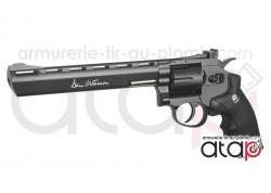 """Dan Wesson 8"""" bille acier 4,5 mm Noir"""