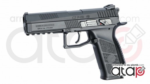 CZ P-09 Duty Pistolet Co2 À Bille Acier