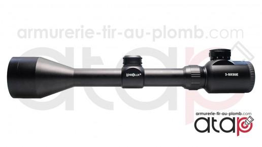 Lensolux 3-9x50E Lunette De Tir