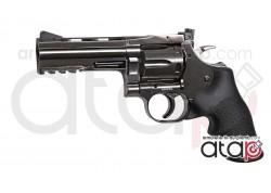 Dan Wesson 715 Canon 4 Pouces Revolver À Bille D'Acier