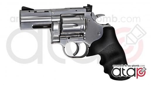 Dan Wesson 715 Canon 2,5 Pouces Revolver À Bille D'Acier