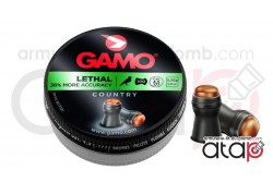 Gamo Lethal Plomb 4,5 mm