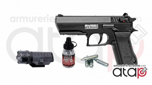 Pack Swiss Arms 941