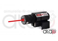 Minuscule laser micro shot pour rail de 22 mm