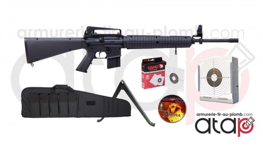 Pack Crosman MTR77 NP Carabine a Plomb